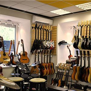 Музыкальные магазины Каргаполья