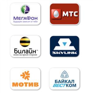 Операторы сотовой связи Каргаполья