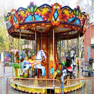 Парки культуры и отдыха Каргаполья